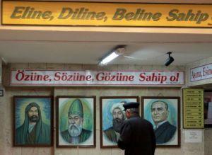 Perayaan Alevi-Bektashi di Istanbul