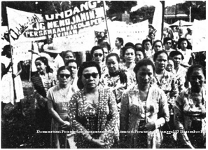 demonstrasi 1953