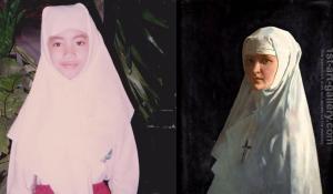 model jilbab sama
