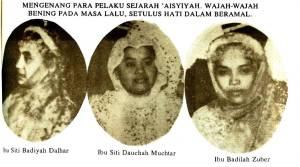 Pendiri Aisyiyah
