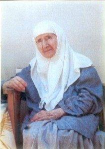 seorang ortodoks biarawati