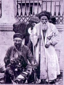 para darwis pengelana Bektashi