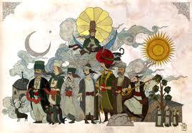 Para wali dalam aliran Bektashi